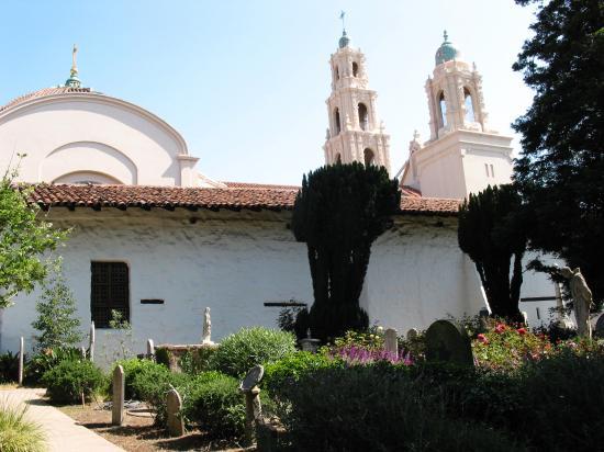 Monastère à San Francisco